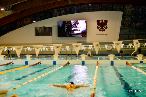 ekran led basen gorzów wielkopolski