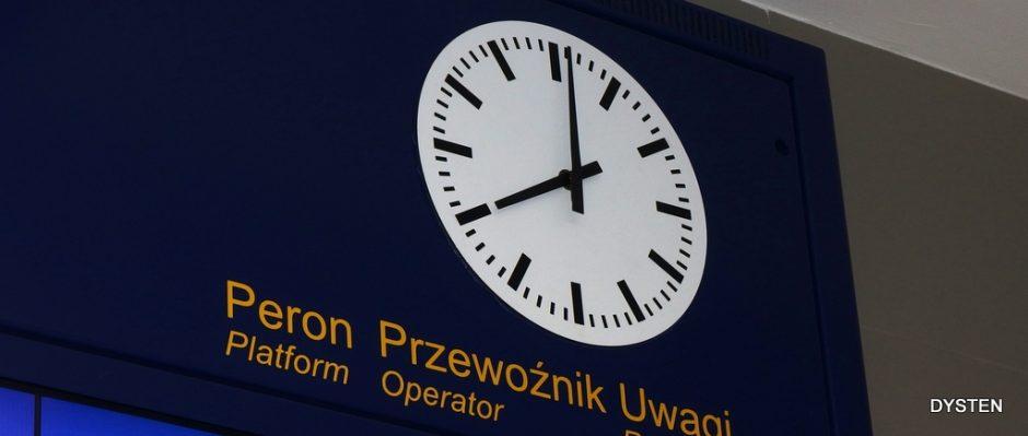 Informacja pasażerska dla kolei