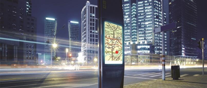 Ekrany Digital Signage
