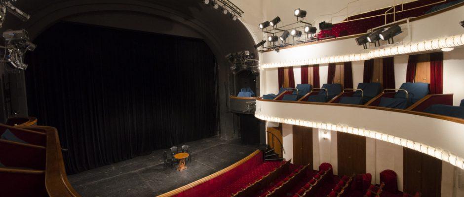 System nagłośnienia teatr ślaski sound system