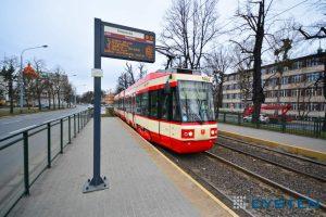 Elektroniczna informacja pasażerska na przystankach DYSTEN