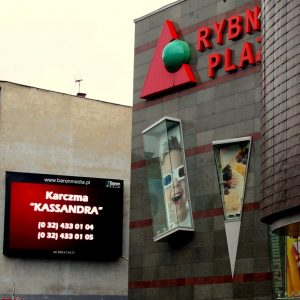 telebim ekran reklamowy Rybnik