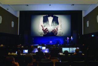Nagłośnienie kina domu kultury