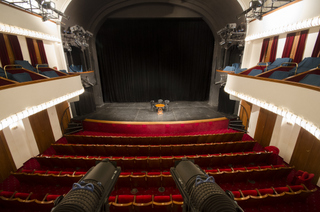 system nagłośnienia dla teatru śląskiego