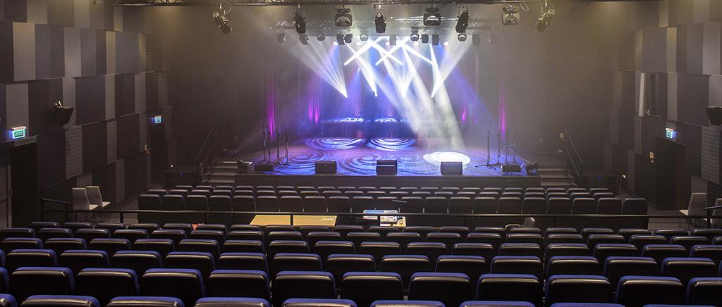Profesjonalne systemy audio Fohhn dla sal koncertowych, filharmonii, opery, ośrodków kultury
