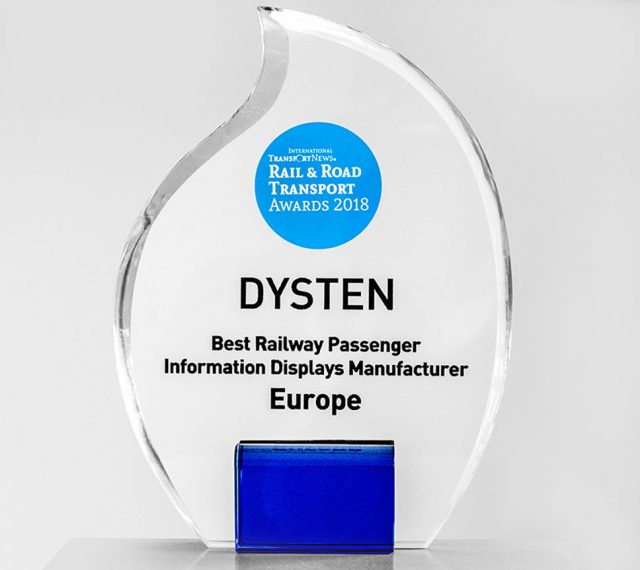 First International Award for Dysten