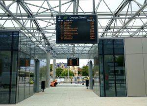 Tablice informacji pasażerskiej zbiorcze