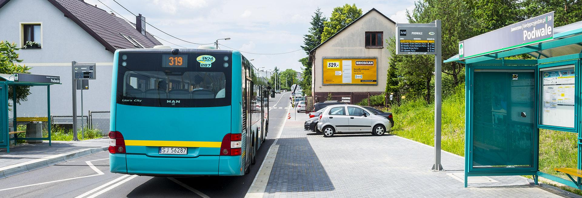 tablice przystankowe elektroniczna informacja pasażerska