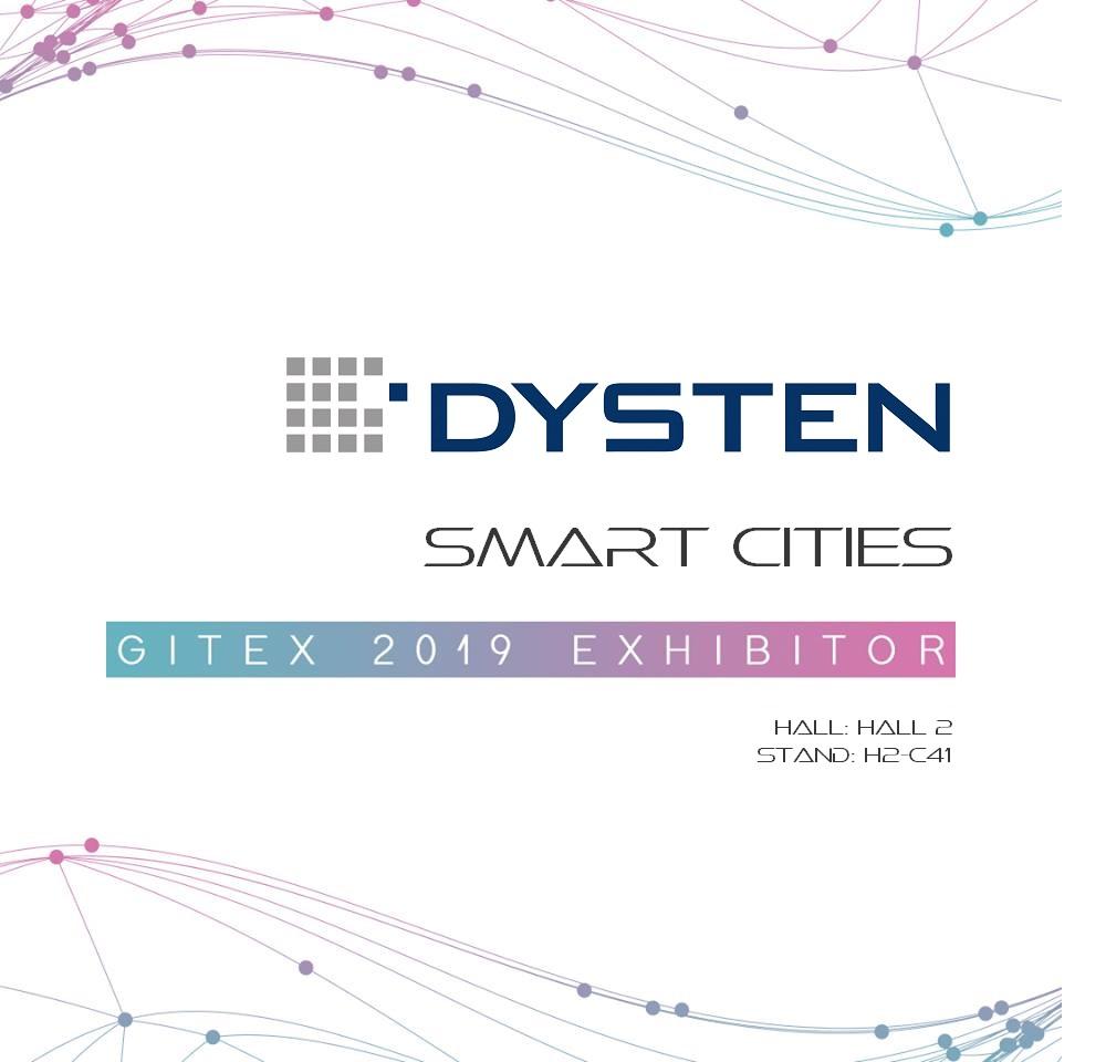 Dysten smart cities gitex 2019