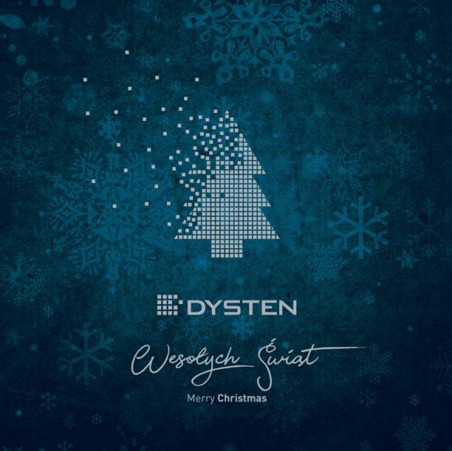 DYSTEN - Wesołych Świąt Bożego Narodzenia