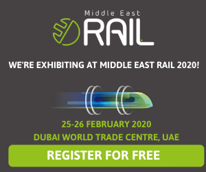 middle east rail dysten