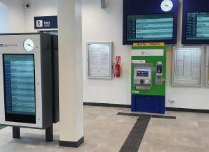 system dynamicznej informacji pasażerskiej pkp