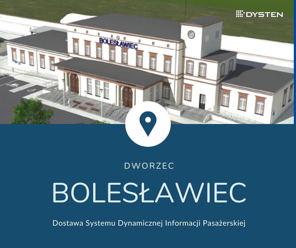 sdip dworzec Bolesławiec
