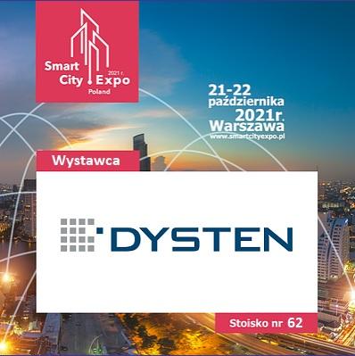 Smart City Expo Poland - Dysten Inteligentne Systemy Transportowe dla miast